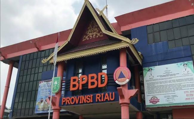 Hadapi Musim Penghujan, BPBD Riau Siap Bantu Kabupaten Kota Atasi Banjir