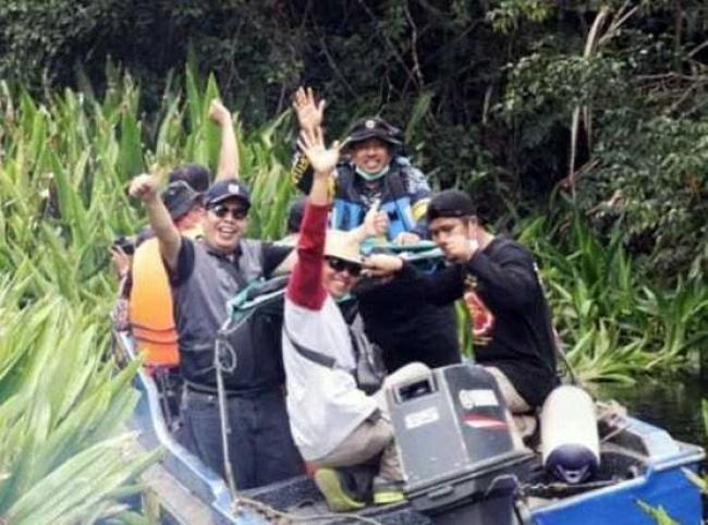 Bupati Siak: Meski Suasana Pandemi, Program Siak Hijau Tetap Jalan