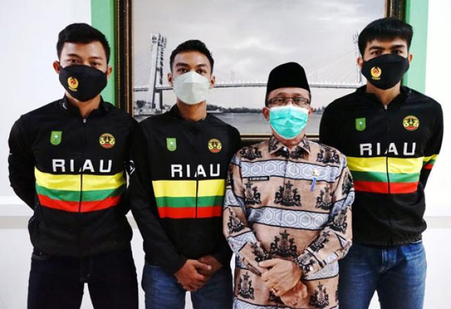 Dua Bersaudara Atlet Sepatu Roda Siak, Perkuat Tim Riau di PON Papua