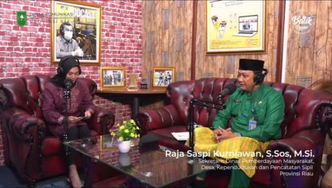 Riau Miliki 66.690 Orang Relawan Lawan Covid-19, Tersebar Hingga ke Desa-desa