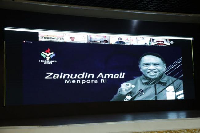 Peringatan Haornas 2021 Sebagai Tanda Lahirnya Harapan Baru Prestasi Olahraga Indonesia