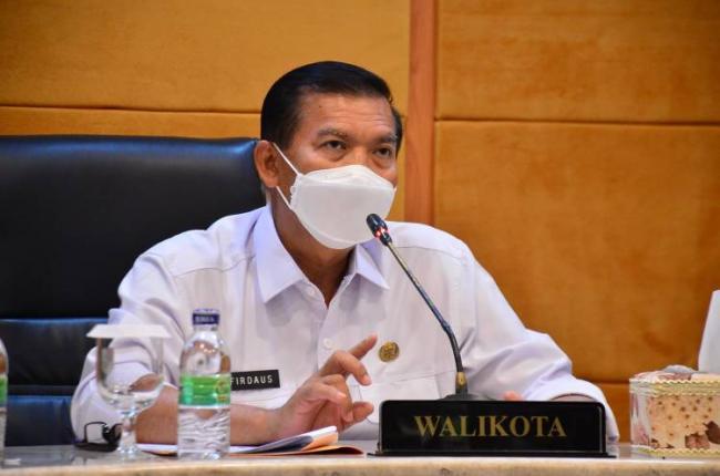 Walikota Pekanbaru, Ada Upaya Tingkatkan Sektor Ekonomi Dalam PPKM Level 2