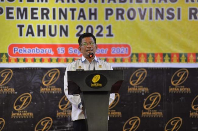Bimtek SAKIP Diharapkan Tingkatkan Pemahaman OPD Terkait Reformasi Birokrasi