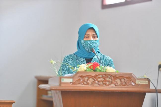 TP PKK se-Riau Diajak Untuk Terapkan Ilmu Parenting Dalam Keluarga