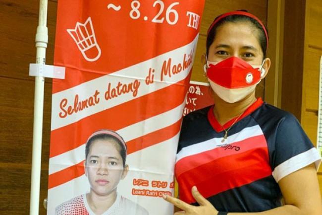 Leani Ratri Oktila, Atlet Riau Peraih 2 Medali Emas dan 1 Perak di Paralimpiade Tokyo 2020