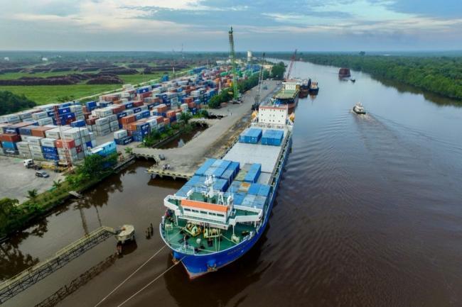 Nilai Ekspor Riau Naik 47,31 Persen, Begini kata BPS