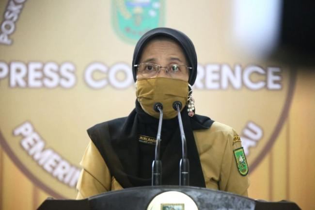 PPKM Riau Turun ke Level 2, Ini Penjelasan Kadiskes Riau