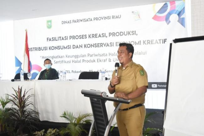 Riau Optimis Kembangkan Parwisata Halal