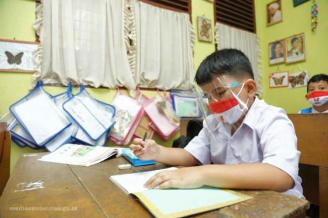Angka Melek Huruf di Riau Nomor 4 di Indonesia Tertinggi di Sumatera