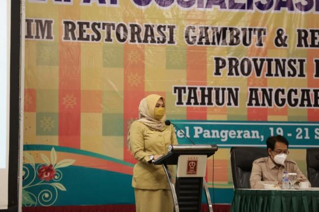 BRGM Disebut Beri Dampak Positif Terhadap Restorasi Gambut di Riau