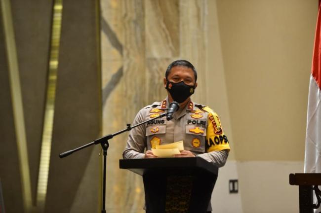 Kapolda Riau Harap Pelatihan Pembinaan PPNS Riau Dapat Tingkatkan Kinerja PPNS