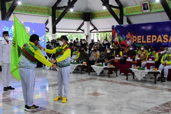 PON XX Papua, Riau Kirim 147 Atlet untuk 29 Cabang Olahraga