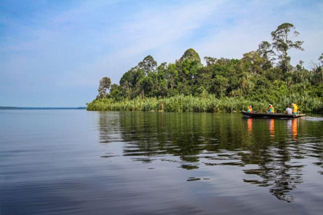 Bupati Alfedri Dukung Promosi Taman Nasional Zamrud Lewat Lomba Karya Jurnalistik