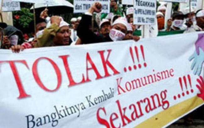 30 September Tak Ada Perintah Menaikan Bendera 1/2 Tiang, Wasekjen MUI: Rezim Ini Pro PKI, Ya?