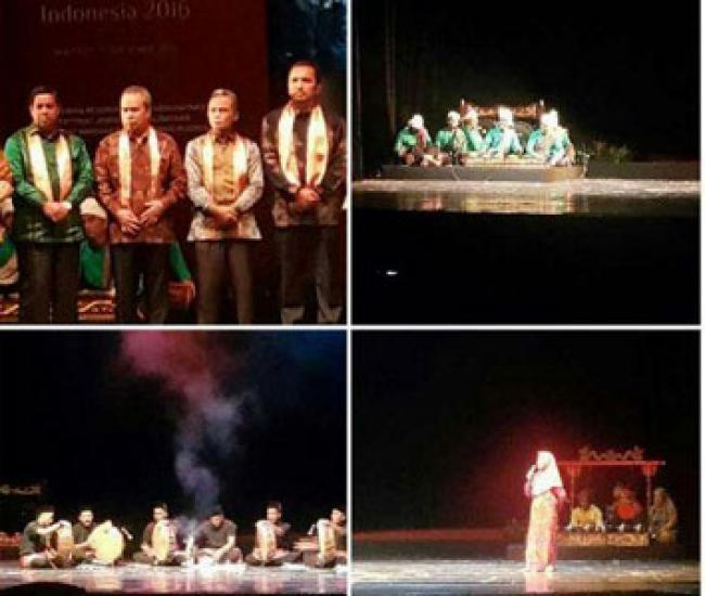 Riau Sabet 6 Penghargaan Warisan Budaya di Jakarta