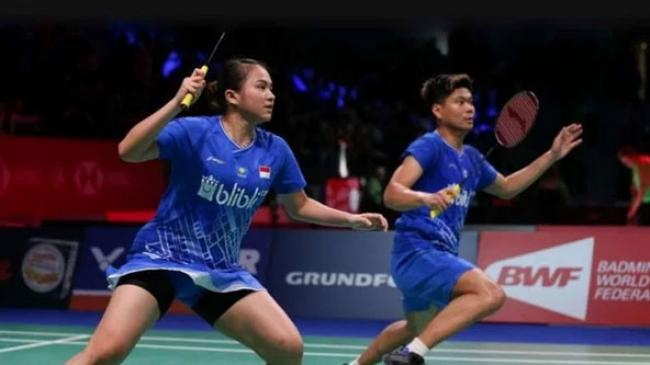 Sungguh Hebat, Praveen/Melati Lolos ke Final Denmark Open 2019