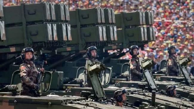 Cukup 30 Menit, 'Senjata Kiamat' China Bikin Amerika Serikat KO