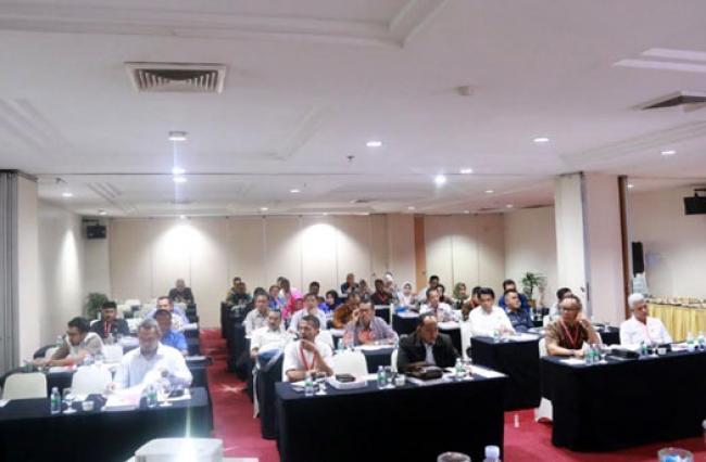 Pendalaman Tugas, 45 Anggota DPRD Pekanbaru Ikuti Masa Orientasi