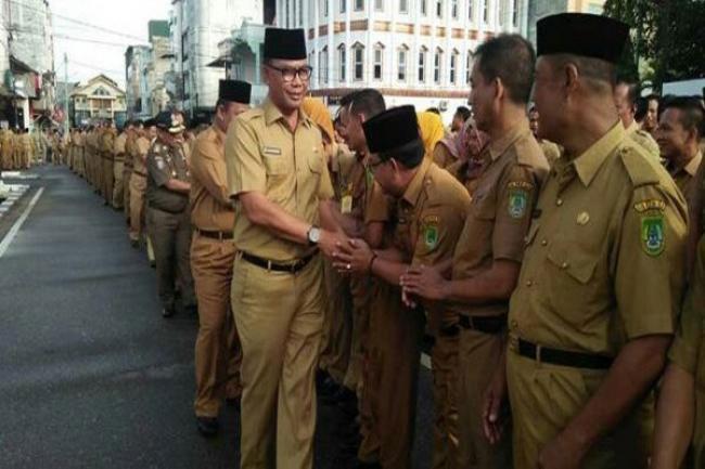 Refleksi, Jumlah Pegawai Pemkab Rohil Hingga 2018 Capai 6022 orang