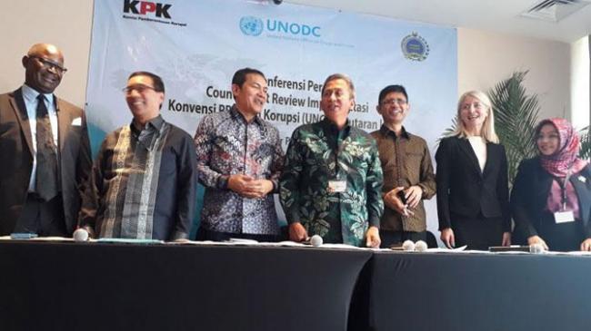 Organisasi Antikorupsi Dunia UNCAC Kritik Revisi UU KPK