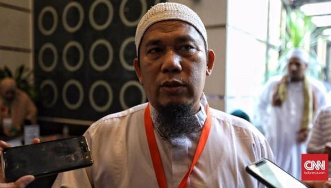 Sekjen PA 212 Ditahan Polisi Terkait Kasus Ninoy Karundeng