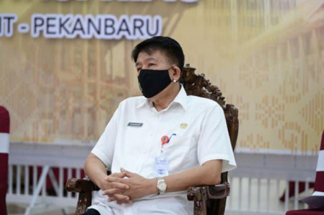 7 Hari Pemprov Riau Proses PAW Pimpinan Dewan