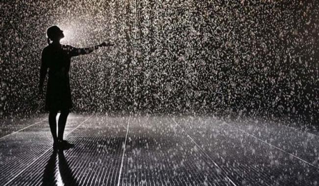 Hujan dan Aku
