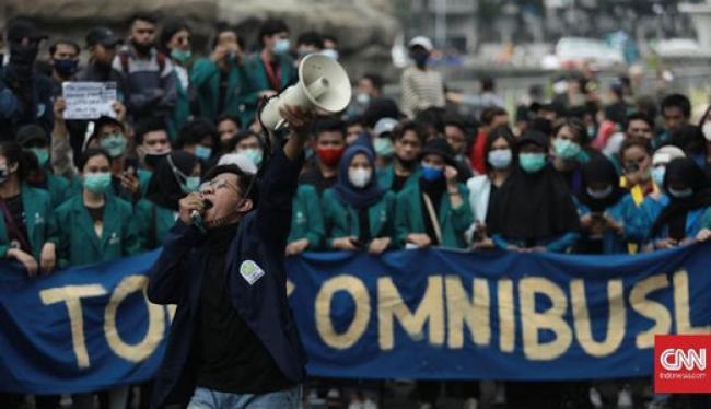 Gagal Temui Jokowi, Mahasiswa Bakal Demo Lagi Pekan Depan