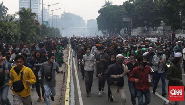 Polisi Sebut Jakarta Kondusif usai Aksi 1310