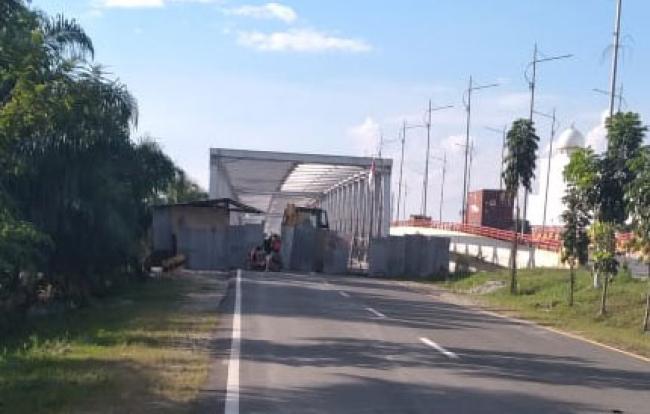 DPRD Riau Pertanyakan Pemeliharaan Jembatan Siak II