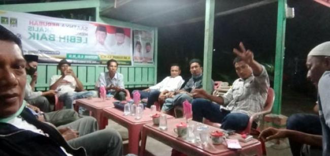 Relawan ABAH SEMUA Target Menang 62 persen di Pilkada Bengkalis 2020