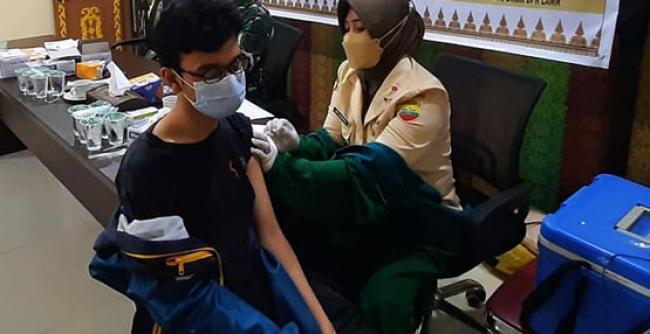 33 Kasus Baru, Ini Update COVID-19 Riau dan Pencapaian Vaksinasi per 2 Oktober 2021
