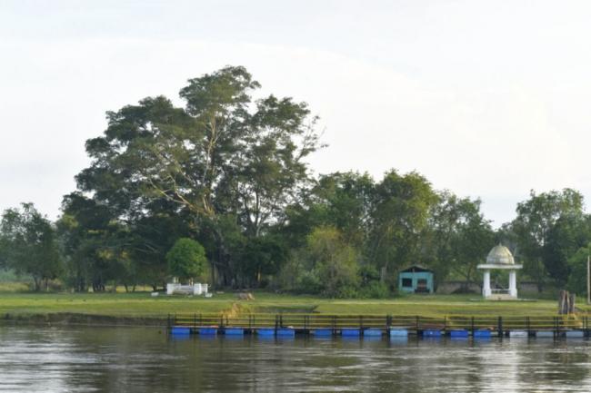 Desa Wisata Pulau Tilan Rohil Teken Kerjasama dengan Unilak