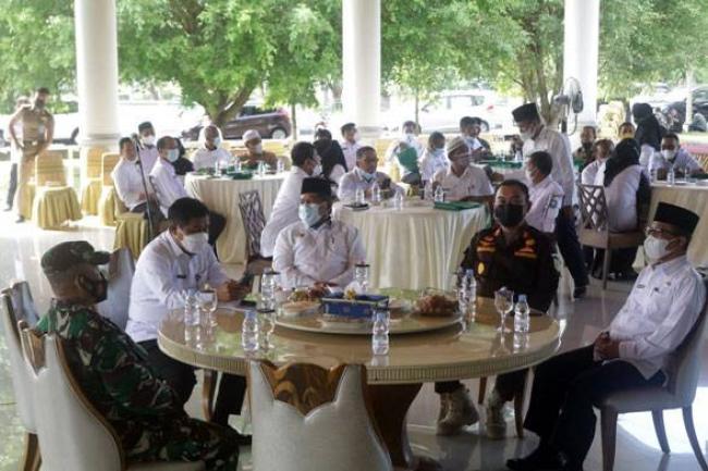 Bahas isu-isu Strategis, Pemkab Siak Taja Forum Diskusi Otonomi Daerah
