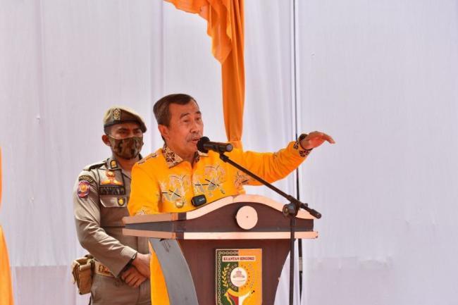 Gubri Sebut Pertanian Karet Kuansing Bisa Jadi Percontohan di Riau