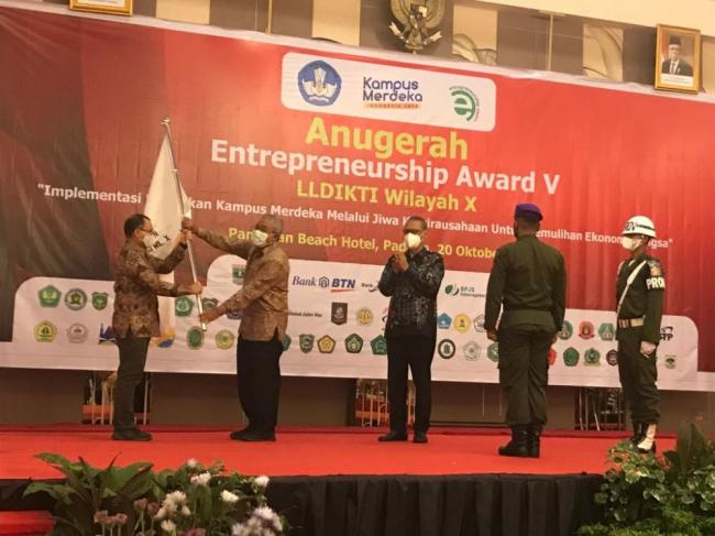 Unilak Terpilih Tuan Rumah Enterpreneurship Award