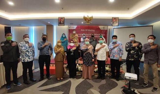 PKBI Riau Gelar Kick Off Meeting Pencegahan Stunting Melalui Aktivasi Posyandu