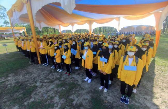 Meski Pandemi COVID-19, Jumlah Mahasiswa Baru Unilak Tetap Meningkat