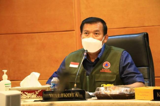 Walikota Pekanbaru Himbau Mayarakat Waspadai Gelombang Ketiga Penyebaran Covid-19