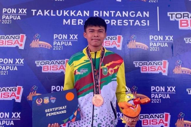 Mahasiswa Unilak Raih Medali di PON Papua, Rektor : Alhamdulillah ini Berita Baik