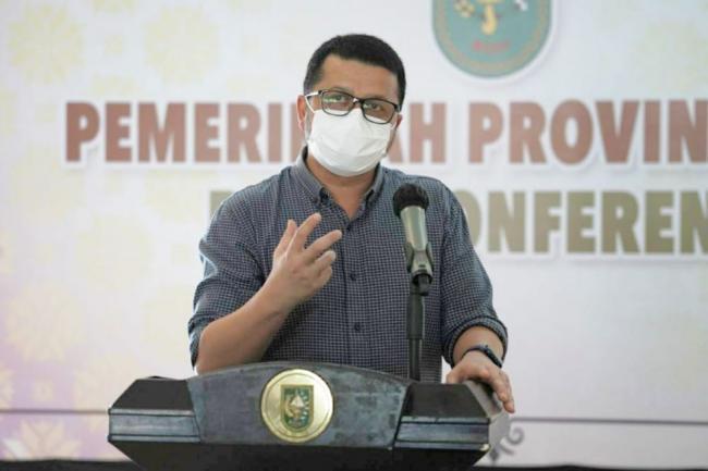 IDAI Rekomendasikan PTM Hanya Untuk Siswa SMP dan SMA/Sederajat, Ini Kata Satgas Covid-19 Riau