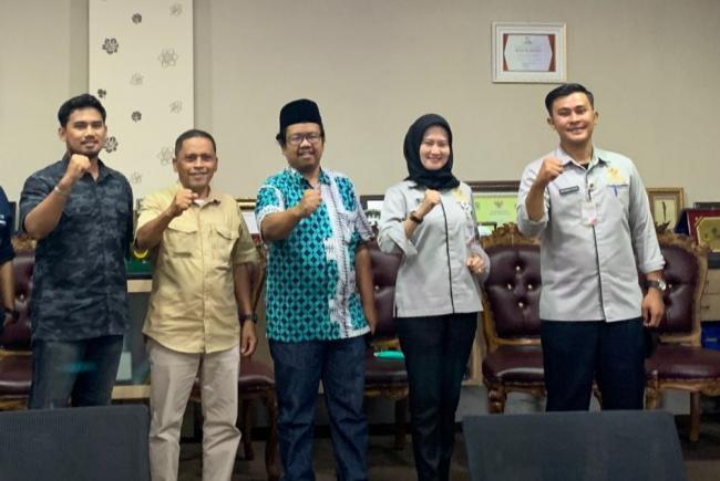Komisi Informasi Riau Datangi Unilak, Ternyata Ini Penyebabnya
