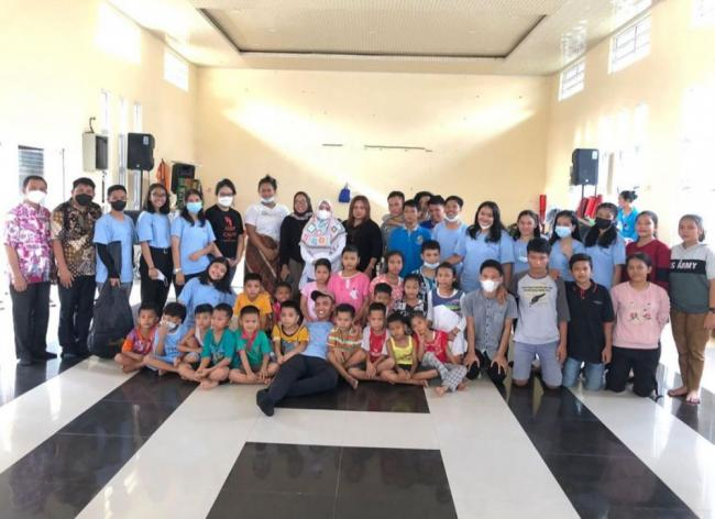 Ada Kesepakatan, Ratusan Anak Eks Karyawan PT Padasa Bisa Pulang