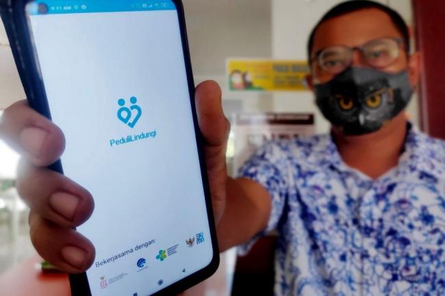 Permudah Masyarakat, PeduliLindungi Terintegrasi dengan 50 Aplikasi lain