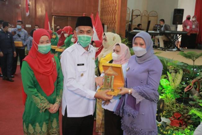 Jadi Tuan Rumah Porseni IGTKI Riau, Wali Kota Dumai : Prokes Tidak Boleh Abai