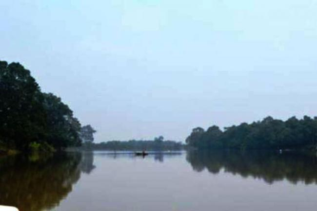 Danau Tajwid, Tempat Menangkap Ikan yang Menjadi Destinasi Wisata