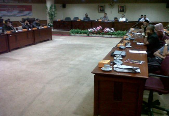 DPRD Riau Terima Kunjungan Sespimti Polri