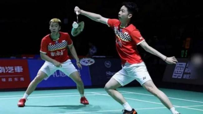 Mengamuk di Final, Kevin/Marcus Juarai Lagi Fuzhou China Open