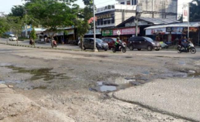 PUPR Bengkalis: Perbaikan Jalan Sudirman Duri Minggu Depan Mulai Dikerjakan
