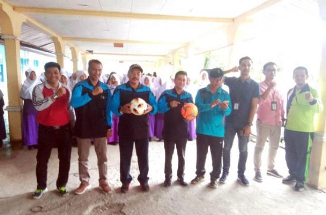 MAN 1 Bengkalis Gelar Turnamen Futsal Tingkat Provinsi Riau